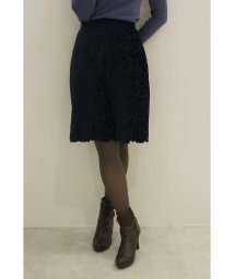 PROPORTION BODY DRESSING/スムースベロアエンブロイダリータイトスカート/500454289