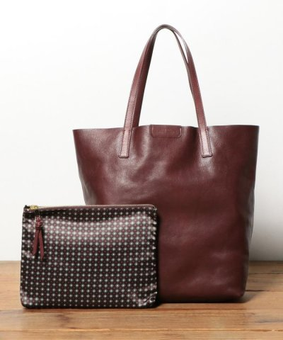 LEATHER TOTE トートバッグ