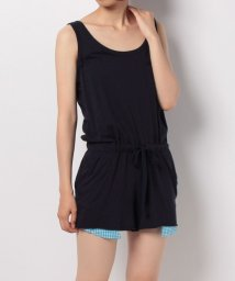 SHIPS WOMEN/【SHIPS for women】CLU TOO:SALOPETTE SHORTS/500437500