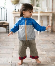 SHIPS KIDS/SHIPS KIDS:ベビー リバーシブル パーカー【撥水加工】(80~90cm)/500461910