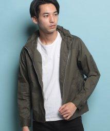 Collective/フード付きシャツジャケット/500450900