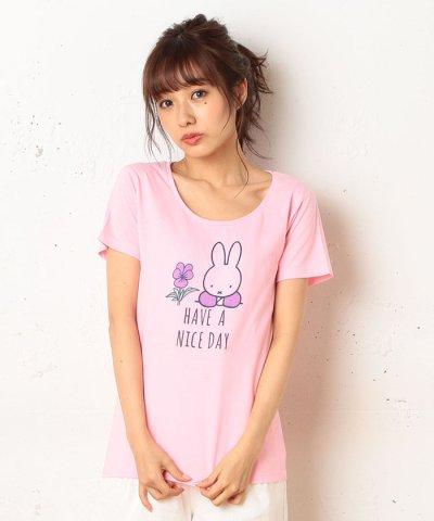【MIIA(ミーア)】miffy Tシャツ