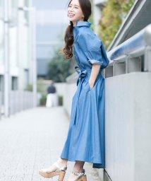 Sylph/【セットアップ対応商品】デニムロングテールスカート【by yumi】/500461846