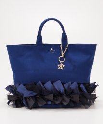 LANVIN en Bleu/レピック大 キャンバストートバッグ/LB0004194