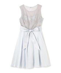 PROPORTION BODY DRESSING/《Lou Lou Fee》刺繍風レースワンピース/500470457