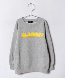 XLARGE KIDS/スタンダードロゴ長袖スウェット/500459127