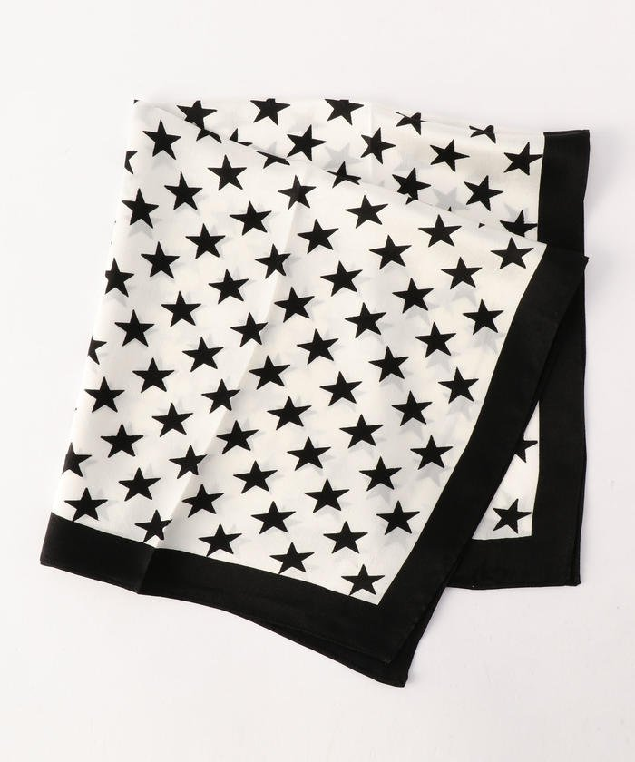 【CITRUS/シトラス】 別注STARスカーフ