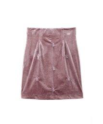PROPORTION BODY DRESSING/《EDIT COLOGNE》エンブロイダリースカート/500472253