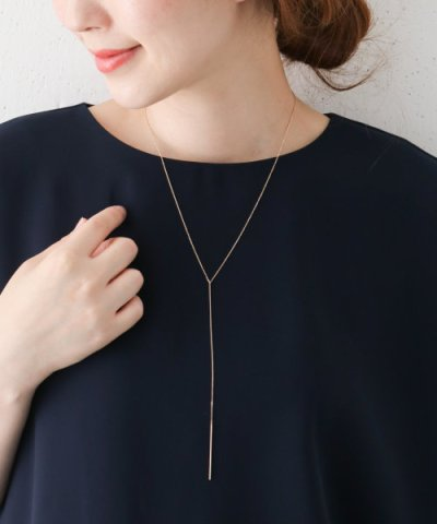【URBAN RESEARCH ROSSO(アーバンリサーチ ロッソ)】Favorible YG long necklace