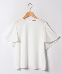 Theory Luxe/『eclat10月号掲載』ブラウス HEAVY.PEARL/MELANEY/500459825