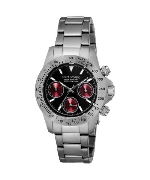 DOLCE SEGRETO(ドルチェセグレート)/DOLCE SEGRETO(ドルチェセグレート) 腕時計 MCG100BKR/MCG100BKR