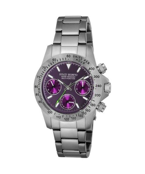 DOLCE SEGRETO(ドルチェセグレート)/DOLCE SEGRETO(ドルチェセグレート) 腕時計 MCG100PP/MCG100PP