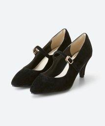 haco!/【mer1月号掲載】靴下と合わせてもかわいい ストラップパンプス/500477102