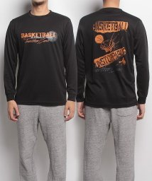 s.a.gear/エスエーギア/メンズ/長袖グラフィックTEE BASKETBALL/500478991