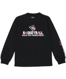 s.a.gear/エスエーギア/キッズ/ジュニア長袖グラフィックTEE BASKETBALL/500479006