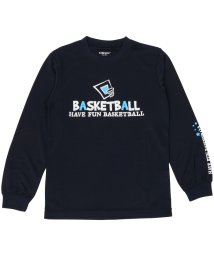 s.a.gear/エスエーギア/キッズ/ジュニア長袖グラフィックTEE BASKETBALL/500479007
