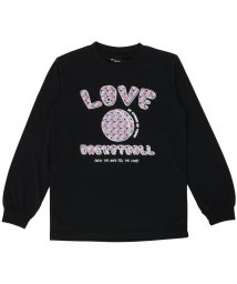 s.a.gear/エスエーギア/キッズ/ジュニア長袖グラフィックTEE LOVE/500479015