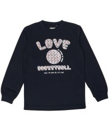 s.a.gear/エスエーギア/キッズ/ジュニア長袖グラフィックTEE LOVE/500479016