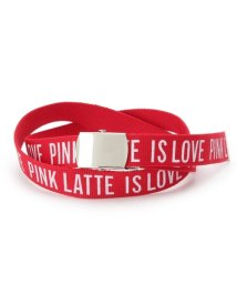 PINK-latte/ロゴガチャベルト/500481890