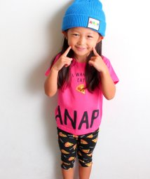ANAP KIDS/PIZZAプリント SET UP/500471547
