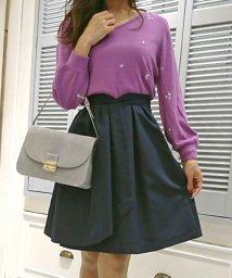 Noela/ラップボリュームスカート/500479123