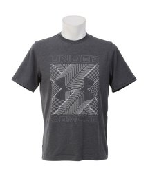 UNDER ARMOUR/アンダーアーマー/メンズ/UA REPEAT STACK SS/500487614