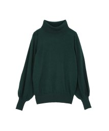 PROPORTION BODY DRESSING/《BLANCHIC》タートルパフィーニット/500488290