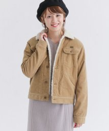 URBAN RESEARCH Sonny Label/Wrangler×Sonny Label Wrangler 別注ボアジャケット/500489053