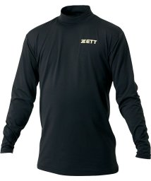 ZETT/ゼット/ハイネックナガソデアンダーシャツ/500489531