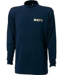 ZETT/ゼット/JRハイネックナガソデアンダーシャツ/500489534