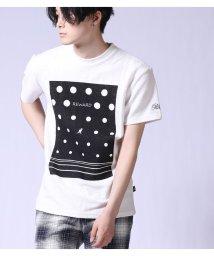 KANGOL REWARD/FALLDOTクルーネックTシャツ(メンズサイズ)/500459849