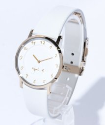 agnes b. FEMME/LM02 WATCH FBST706 時計/500471098