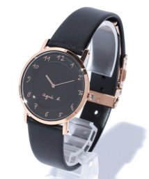 agnes b. FEMME/LM02 WATCH FBST701 時計/500471099