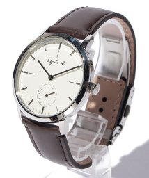 agnes b. HOMME/LM02 WATCH FCRT970 時計/500474260