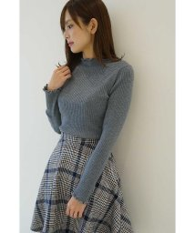 PROPORTION BODY DRESSING/メローリブニット/500490358