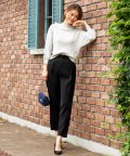 STYLE DELI/【MAGASEEK/d fashion限定】さらさらプルプルタックパンツB/500448882