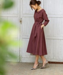 STYLE DELI/【MAGASEEK/d fashion限定】ウエストマークワンピースA/500448883