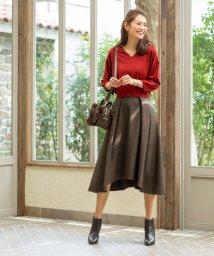 STYLE DELI/【MAGASEEK/d fashion限定】テールカットタックスカートB/500448888