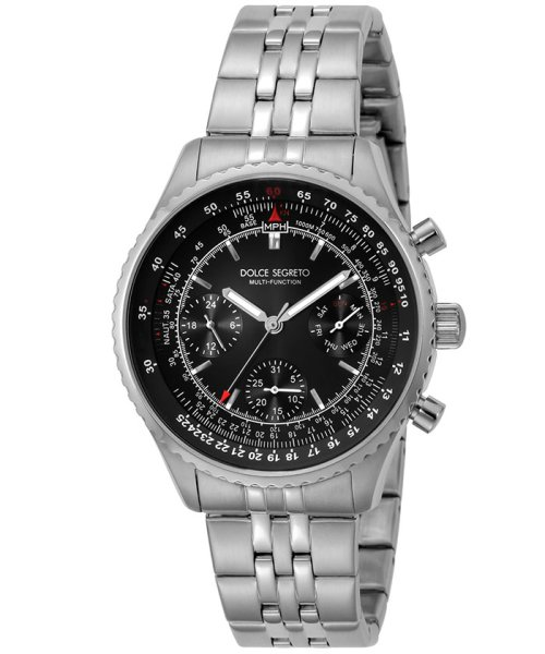 DOLCE SEGRETO(ドルチェセグレート)/DOLCE SEGRETO(ドルチェセグレート) 腕時計 MBR100BK/MBR100BK