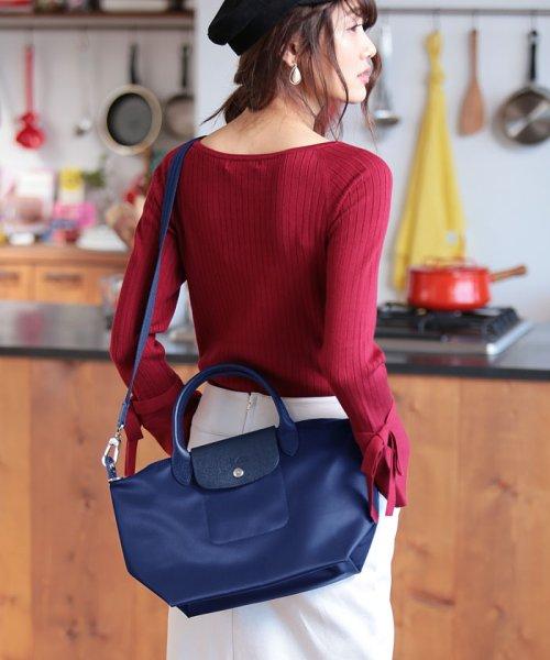 Longchamp(ロンシャン)/★LONGCHAMP ル・プリアージュ ネオ 2WAYバッグ Sサイズ/1512578