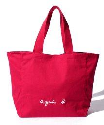agnes b. Voyage/GO03‐01 ロゴトートバッグ/500483898