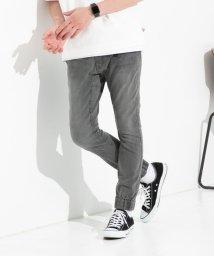 coen/【WEB限定】ストレッチスキニーデニムクライミングジョガーパンツ/001972554