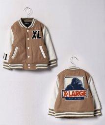 XLARGE KIDS/XLARGE スタジアムジャンパー/500483418