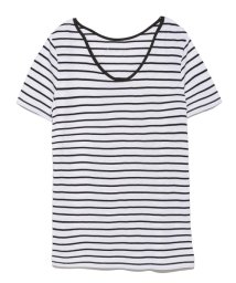emmi yoga/【emmi yoga】接結Tシャツ/500495007