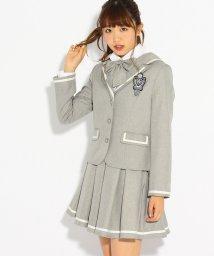 PINK-latte/【卒服】セーラー風スカート/500508996