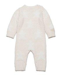 gelato pique Kids&Baby/'ベビモコ'スタージャガード baby ロンパース/500500656