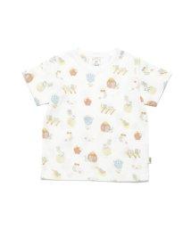 gelato pique Kids&Baby/アニマルフルーツ kids Tシャツ/500500813