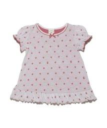 gelato pique Kids&Baby/ハートジャガード kids Tシャツ/500500818