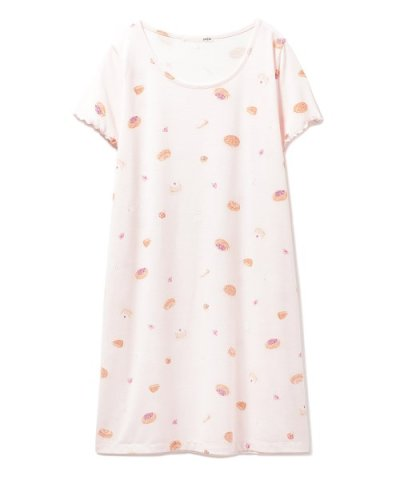 【gelato pique(ジェラートピケ)】スウィートキャットドレス