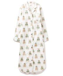gelato pique/ベアネルシャツドレス/500501982